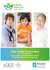 Asian Health Week: Overview and Evaluation Report